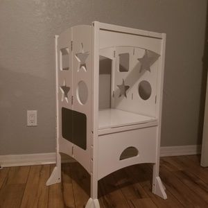 Kids learning tower